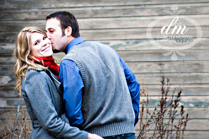 Downtown Northville Engagement Session
